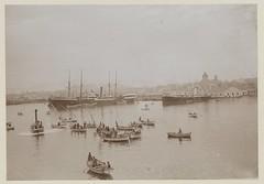 Πειραιάς, 1901. (Giannis Giannakitsas) Tags: πειραιασ greece piraeus grece griechenland 1901