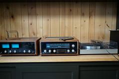 righteous sound system (mediageek) Tags: 2018 amplifier reamplifier portland turntable macintosh sonynex5t richmond stumptowncoffee mcintoshmc2505 hifi stereo mcintoshmx115