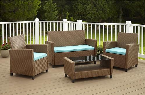 Rattan Outdoor Furniture