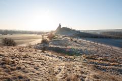 Harzer Vorland (Gruenewiese86) Tags: 6d canon harz sonnenaufgang teufelsmauer neinstedt weddersleben landscape landschaft natur sunrise sonne sonnenstern tamron himmel felsen