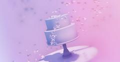 Hello Spring! (ᴢᴇᴅ +ʟᴜɴᴀᴄʏ+) Tags: blush boutique second life cake trunk show new