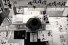 Ume (haiku-do.photography) Tags: japan caligraphy kaetsucenter cambridge cambridgephoto blackandwhite bw blancoynegro hiragana tradition haikudophotography 35mm