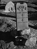 Diphtheria (arbyreed) Tags: arbyreed corynebacteriumdiphtheriae grafton graftonghosttown pioneerghosttown mormonpioneers washingtoncountyutah monochrome bw blackandwhite pioneerarchitecture abandoned forgotten disused unused wood adobe adobebrick cemetery ghosttowncemetery graftoncemetery pioneercemetery grave woodengravemarker childsgrave york jamesjasperyork diphteria sad somber