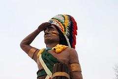 World's Largest Cigar Store Indian - Oak Lawn, Illinois (Cragin Spring) Tags: illinois il midwest unitedstates usa unitedstatesofamerica worldslargest cigarstore indian statue oaklawn oaklawnil oaklawnillinois