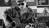 vanagart live hawk jpg_pe (vanagART) Tags: photo photography monochrome men music live sound black white instrument guitar studio leisure glasses cap phantom light
