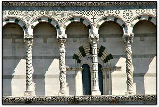 Arcs, Cattedrale di San Martino, Lucca (Italia)