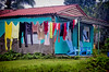 Laundry Day (Artypixall) Tags: cuba vinales house home laundry clothesline ruralscene getty