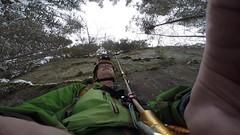 SRT climbing. (lortopalt) Tags: film srt climbing klättring bergslagen sweden