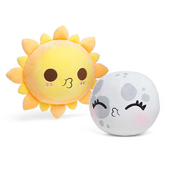 Solar Eclipse Sun Moon plush (mywowstuff) Tags: gifts gadgets cool family friends funny shopping men women kids home
