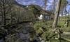 Gatesgarth Cottage (Durham George) Tags: buttermere gartsgale cottage farm stream beck trees house gatesgarth