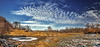 8R9A0149-52Ptzl1scTBbLGER2 (ultravivid imaging) Tags: ultravividimaging ultra vivid imaging ultravivid colorful canon canon5dm3 clouds winter farm scenic snow pennsylvania pa panoramic pond evening lateafternoon landscape sky vista