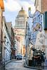 Mural (Andrés Guerrero) Tags: arte artecallejero belgica belgium bruselas bruxelles calle callejón comic cúpula dome fotografíacallejera mural street streetart streetphotography