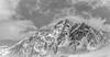 White Sweetness (Frédéric Fossard) Tags: landscape mountain snow sky nuages clouds cimes crêtes arêtes rocher snowcapped snowcovered alpes savoie vanoise flancdemontagne peak mountainridge mountainside monochrome noiretblanc blackandwhite lumière ombre tonalité massifrocheux nature sauvage