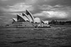DSC00674 (Damir Govorcin Photography) Tags: ferry water sea opera house architecture sydney harbour wide angle clouds monochrome blackwhite natural light zeiss 1635mm sony a7ii