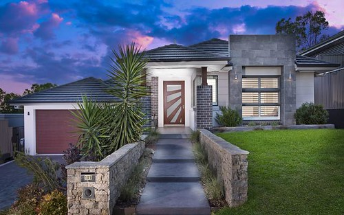 105 Amphitheatre Circuit, Baulkham Hills NSW