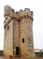 Olite Torre de la Atalaya o de la Joyosa Guarda Palacio Real o Castillo Navarra 29 (Rafael Gomez - http://micamara.es) Tags: olite palacio real navarra torre de la atalaya o joyosa guarda castillo del vigía vigia vigilancia guardia