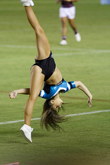 Sharks v Sea Eagles Trial Match_212.jpg (alzak) Tags: 2018 australia cheer cheerleader cheerleaders cheerleading cronulla dance dancers eagles league manly match mermaid mermaids rugby sea sharks sydney trial warringah action air cartwheel execution jump nrl routine sport sports