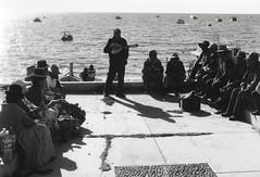 (Sonny Terranova) Tags: nikon fm10 black white lake titicaca copacabana bolivia ilford guitar southamerica film fp4