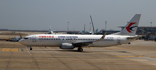 China Eastern Airlines / Boeing 737-89P / B-1535