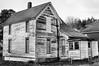 2018-03-16 Abandoned in Anacortes (02) (B&W) (2048x1360) (-jon) Tags: anacortes fidalgoisland sanjuanislands salishsea skagitcounty skagit washingtonstate washington pugetsound abandoned forgotten decay house home bw blackandwhite ruin broken windows a266122photographyproduction