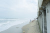 Escape (lilyshot) Tags: seawall seadefences