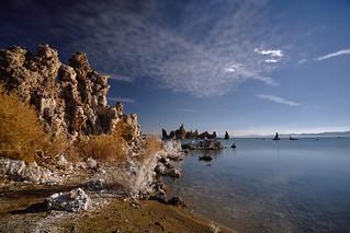 Moonlight Serenade - Mono Lake, California