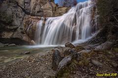 Salt del Molí II. (Vidrá) (Ernest Bech) Tags: catalunya osona girona barcelona saltdaigua waterfall water aigua landscape longexposure llargaexposició l