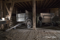 Barn Find (david.horst.7) Tags: wagon vintage barn