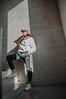 MRGRT-9 (qauqe) Tags: nike air force 1 af1 street urban jjstreet dance company hip hop hiphop house nikon d40 white locks portrait woman girl teenager tallinn estonia elevator stairway photography black bw graffiti stretshopone classics camo cityscape skyscraper