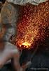 Forgeron dans le village forgé Tschare, Kaye Montagnes, Togo (Sekitar) Tags: westafrika west africa ouest afrique togo schmied blacksmith forgerons village forgé tschare kaye montagnes