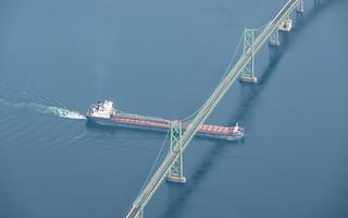 Johnstown Bridge and Ship [Explored #296]