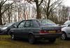 1988 Volvo 340 DL 1.4 (rvandermaar) Tags: 1988 volvo 340 dl 14 volvo340 345 volvo345 sidecode4 tk73vr
