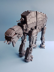Lego Star Wars UCS AT-M6 #2 (kozikyo86) Tags: lego star wars walker heavy atm6 last jedi tlj wip megacaliber rey kyloren skywalker ucs building plussize first order mod moc force gorilla design