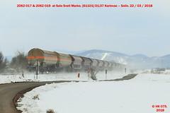 Hz_03_2018_093 (HK 075) Tags: hz hrvatska hk 075 croatia class railway 2062 2044 2063 2041 2132 1141 1142 željeznica yugoslavia balkans rail fanning