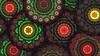 Mandala_Neon_Pattern (taras gesh) Tags: mandala rangoli hindu motiongraphics dacred geometry magic pattern videomapping videohive ornament ethno