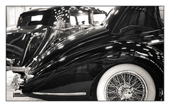 Delahaye 135 (floguill) Tags: leica re summicron 50mm hp5 lc29 delahaye