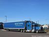 Western Distributing Peterbilt 389, Truck# 834 (Michael Cereghino (Avsfan118)) Tags: wdtc western distributing transportation peterbilt 389 sleeper trucking reefer refrigerated trailer pete model