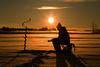 pilkkijä_ice fishing (3) (iisalmiregion) Tags: pilkkijä pilkkiminen ice fishing winter fisherman wintermorning sunrise
