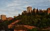 Torres de La Alhambra al atardecer (F. Nestares P.) Tags: alhambra torres sunset atardecer granada