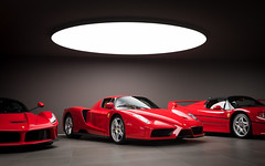 Under the Spotlight (Alexbabington) Tags: ferrari enzo laferrari f50 geneva switzerland