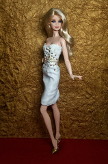 happy 59th birthday (Mihir oza) Tags: barbie barbiecollector barbiestyle barbiedoll doll holidaybarbie2010 holidaybarbie holiday