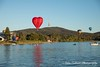 Canberra Balloon Festival, 2018 (Anna Calvert Photography) Tags: australia canberra lakeburleygriffin nationallibrary adventure balloonfestival ballooning balloons canberraballoonfestival landscape landscapephotography morninglight outdoors scenery sunrise telstratower transportation water loveheartballoon boats