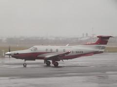 G-MAKN Pilatus PC-12/47E Ravenair Aircraft Ltd (Aircaft @ Gloucestershire Airport By James) Tags: gloucestershire airport gmakn pilatus pc1247e ravenair aircraft ltd egbj james lloyds