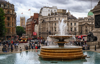 Fountain in London, United Kingdom