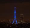 (Julianoz Photographies) Tags: night eiffeltower europe france julianozphotographies toureiffel monument montparnassetower juli
