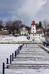 Kincardine Lighthouse (Note-ables by Lynn) Tags: lighthouse kincardine lakehuron winterscene