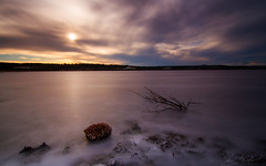 Stuck In Flows (P89a) (Darblanc) Tags: etangdelavalduc abandonned artphoto clouds colours daytime france lake landscape lavalduc longexposure provence salt sunset winter darblanc darblancphotography xavdarblanc xavdarblancphotography coloursshapesandmoods photography