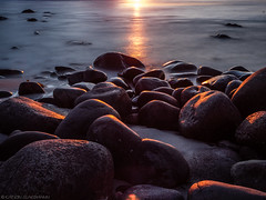 I do have this thing with rocks ;o) (katrin glaesmann) Tags: lofoten norway 2018 winter longexposure 30seconds sea water rocks vestvågøy nordland unstad sunset unterwegsmiticelandtours photographyholidaywithicelandtours beach