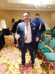 Our CEO, Justin, is a Winner! (stcdirect) Tags: business smallbusiness growth leadership leadershipdevelopment stcdirect philly stcdirectphilly dallas texas travel businesstravel conference teamwork team teampics
