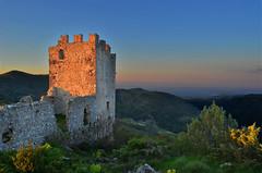 The castle (Alain Rempfer) Tags: chateau castle ruines ruins nice ngc chateauneufvillevieille paysage landscape
